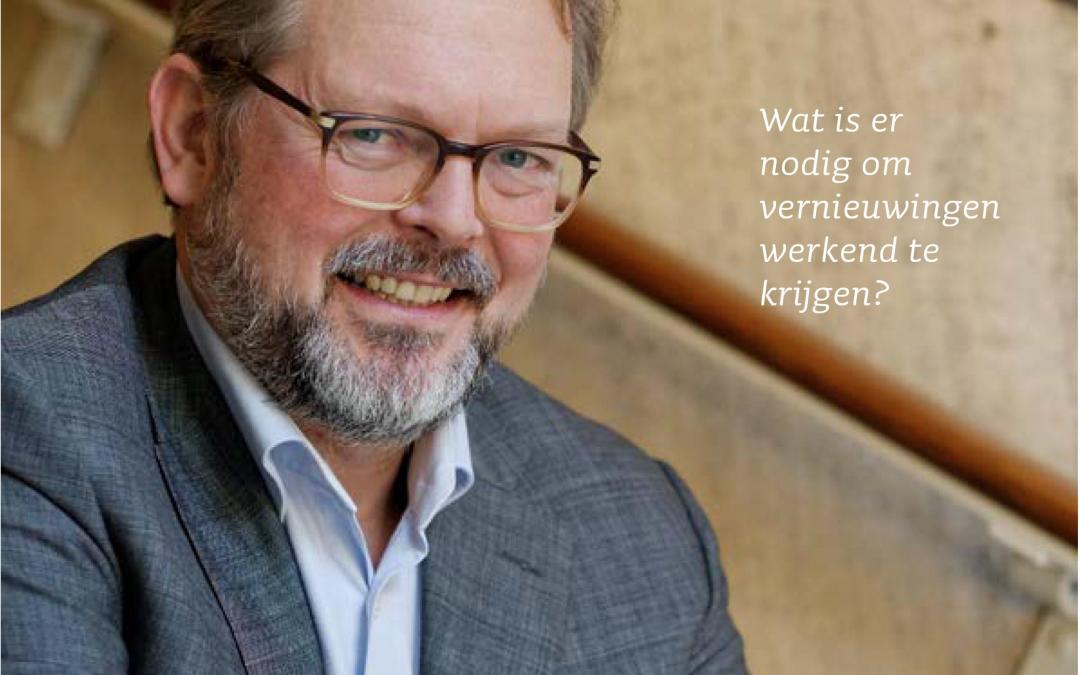 Interview Aart Goedhart, VO Raad